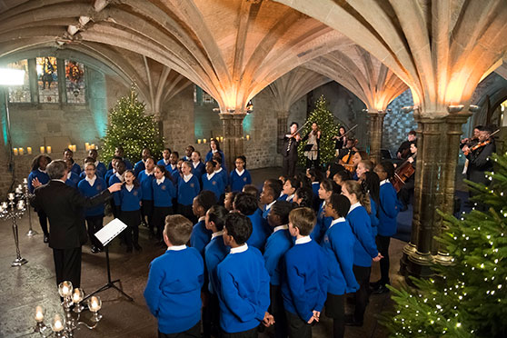 Commonwealth Children's Choir