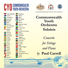 Commonwealth Business Forum 2011 CD